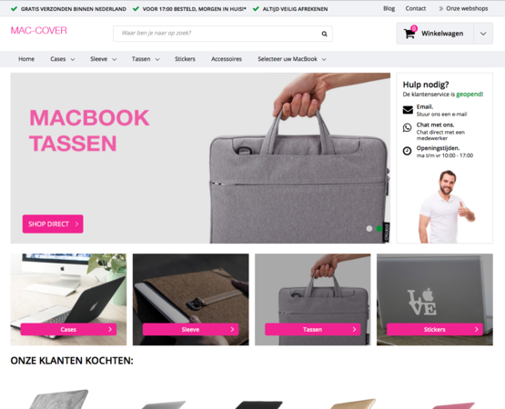 Mac-cover.nl