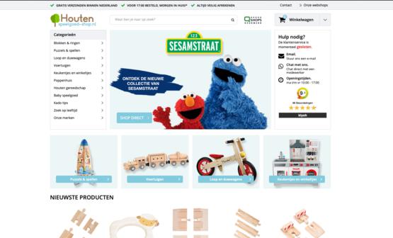 Houtenspeelgoed-shop.nl